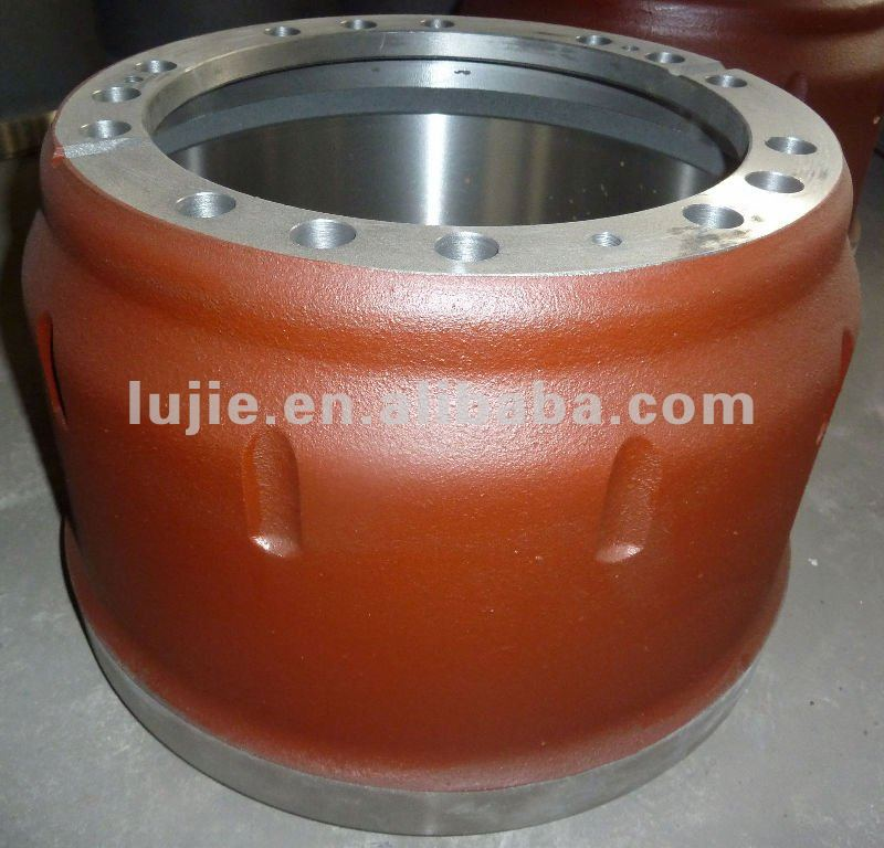 Truck brake drum products--SAF
