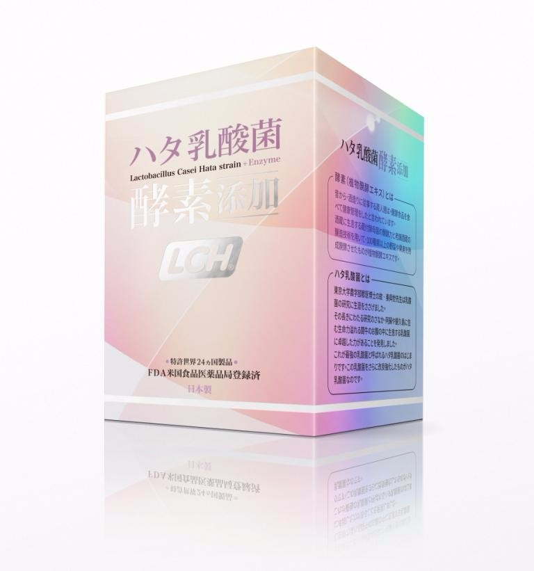 Nutritional Supplements High Quality Improve Matabolism LCH Lactobacillus With Enzyme