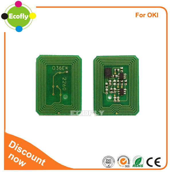 Useful hotsell for OKI black reset printer chip mb471