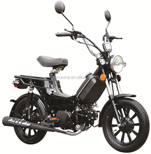 best selling, high quality, 50cc gas moped with patent and EEC.