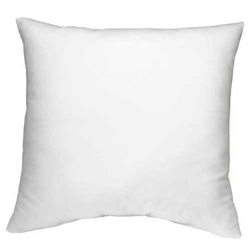 18 x 18 square poly pillow insert buy pillow hotel pillow pillow insert 18x18 product on. Black Bedroom Furniture Sets. Home Design Ideas