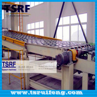 gypsum board making machines
