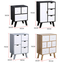 Modern Furniture Cabinet Wooden Multi Drawer For Home Hotel