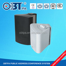 OBT-468 Public address Wall Mount Passive Speaker/Loudspeaker for 4/5/6 inch unit