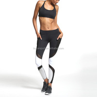 OEM Sportswear Factory Wholesale Running Sports Wear Yoga Gym Wear