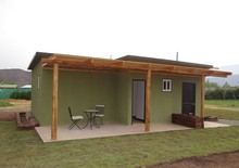 2013 Hot sale Foam Cement modern prefabricated house and villa