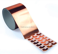 Copper Foil Tape with Acrylic Adhesive Copper Tape EMI Shielding Conductive Adhesive