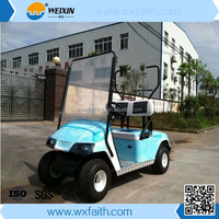 CE Approved China Made 2-8 Seat Battery Powered Electric Golf Cart