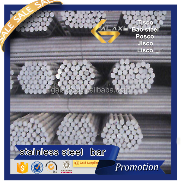 Top quality 20mm diameter 304 stainless steel round bar