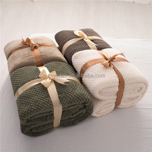 wholesale softtextile ready baby coral fleece blanket