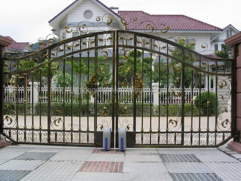 Top-selling high quality galvanized steel gate SG-15G003