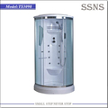 New design hot sale steam bath hexagon shower enclosure