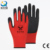 Cheap Price Polyester Shell Latex Labor Safety Gloves