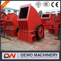 China Best European heavy duty hammer crusher certified by CE ISO GOST