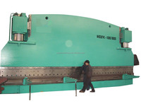 Sheet Metal Press Brake Benders Equipment with Operator Jobs