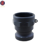 Hot sale different types plastic pipe fittings camlock type a