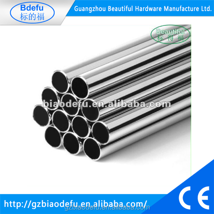 Flexible ABS Seamless Stainless Steel Pipes Joint System Lean Tube Fitting Pipe Rack Warehouse System Metal Tube in China