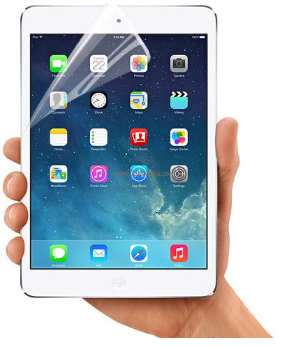 New arrived screen protector screen guard for Apple new ipad mini 2