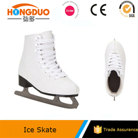 ice skate shoes / figure skating