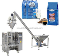 full automatic maize corn flour packaging machine