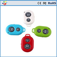 New products 2014 Bluetooth remote Shutter,bluetooth push button for cell phone