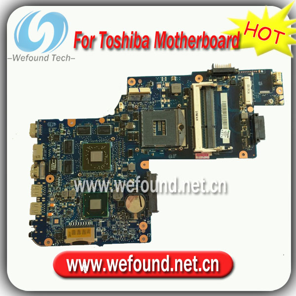 H000038410,100% working Laptop Motherboard for Toshiba C850 L850 Series Mainboard,System Board