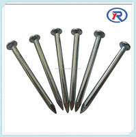 China supplier concrete nail,steel nails for construction