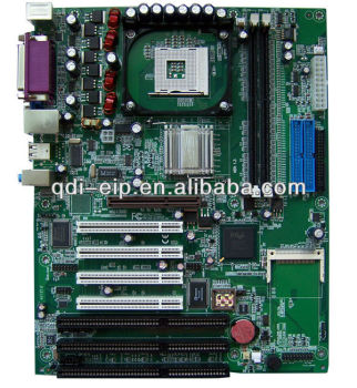 845 ISA Slot Motherboard With 4*PCI 3*ISA