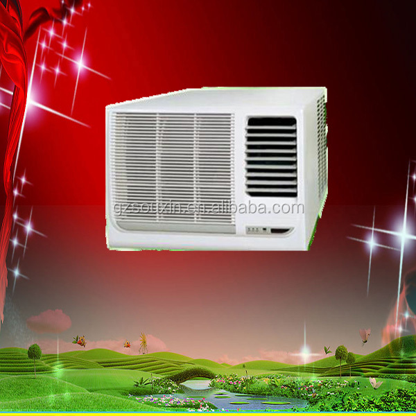 Haier type 12000Btu/1HP window air conditioner for Cooling only