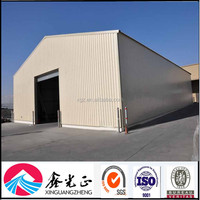Light Weight Steel Structure Factory Shed for Barn