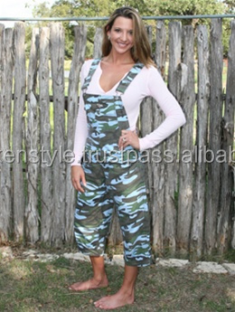 Camouflage Bib Overall/Work wear/Safety Coverall/Safety & work wear