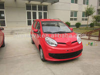 New Model DOT Electric Car with 10 KW AC Motor