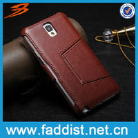 For samsung Galaxy note3 case ,leather cover for note3 ,PU case for samsung note3