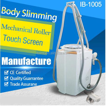 Beauty equipment vaccum roller body slimmg machine cellulate therapy waist slimming relaxing massage
