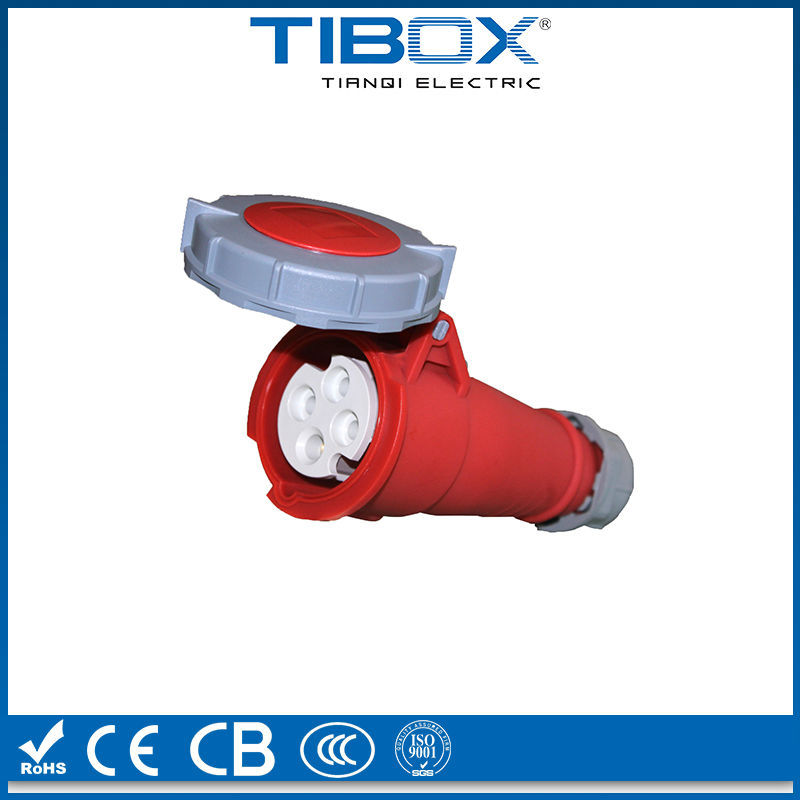 IP67 4PIN low voltage electrical connector plug