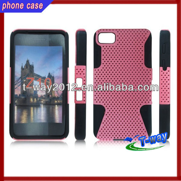 Custom Mobile Phone Combo for blackberry curve full cover case 8520
