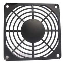 80mm Plastic Fan Guard+Fan Grill for Cooling Fan Radiator