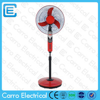 hot sell 18'' outdoor cooling standing fan 12v transformer cooling fans with wide air flow