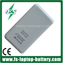 6000mah solar power bank charger For Cellphone Iphone Samsung, Sony,HTC