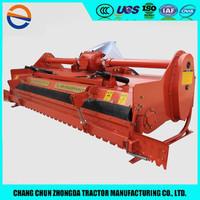 Professional farm machinery high quality land preparation rotavator for tobacco field
