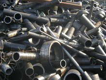 Iron scrap, aluminum, steel
