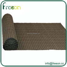 14mm Green PVC Double Face Fence 1x3m