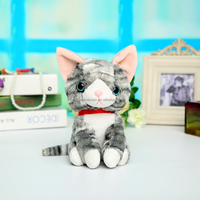 Wholesale plush animal sex toys plush cat toy