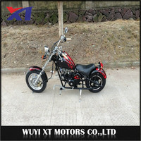 Chinese 125cc 4 stroke chopper motorcycle for adults