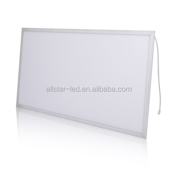 Ceiling Panel Lamp High Bright Ultra Thin 2x4 LED Panel Light Suspended Recessed 1200x600 LED Panel 72W