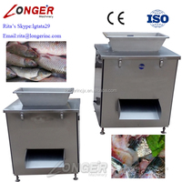 Small Stainless Steel Fish Chopper/Cutter/Cutting Machine for Sale