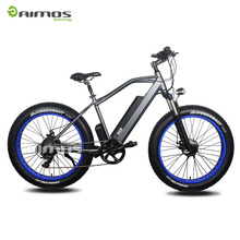 "26""*4.0 high performance fat tyre eletric bicycle"