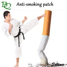 Hot selling quit smoking products free stop anti-smoking device patches