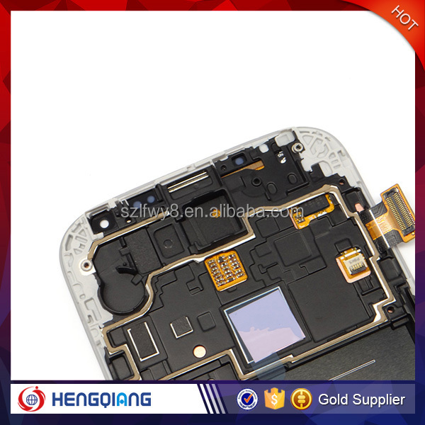 Great Item!Lcd Complete for Samsung S4, Screen Assembly with Frame for Samsung S4 I9500,Display Complete for Samsung S4