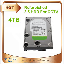 [Hot selling]Second Hand Hard Disk Hard Drives 4TB for CCTV SATA 3.5 7200rpm
